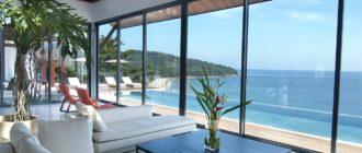 Тайланд Дом на берегу моря