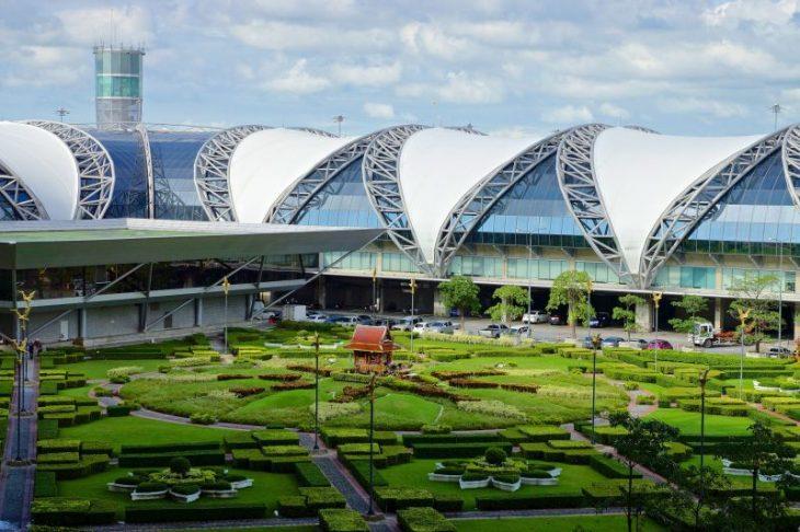 Аэропорт Бангкока (Суварнабхуми)