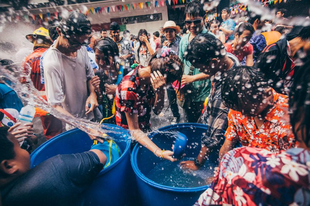 Сонгкран Бангкок