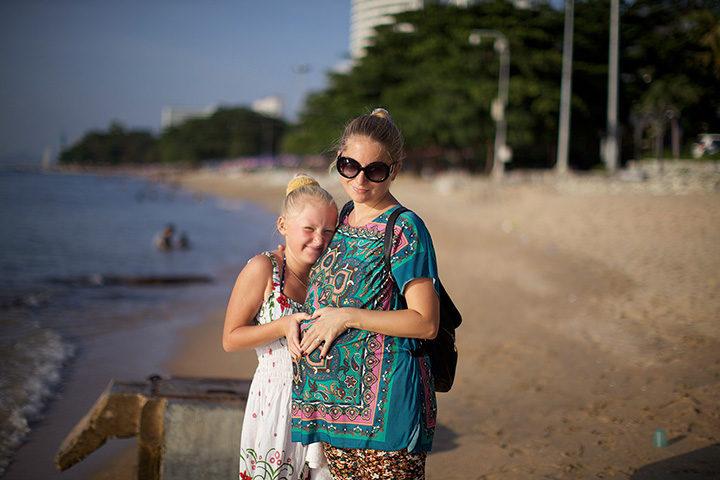 Роды в Тайланде
