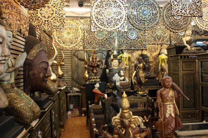 Магазин на рынке Чатучак