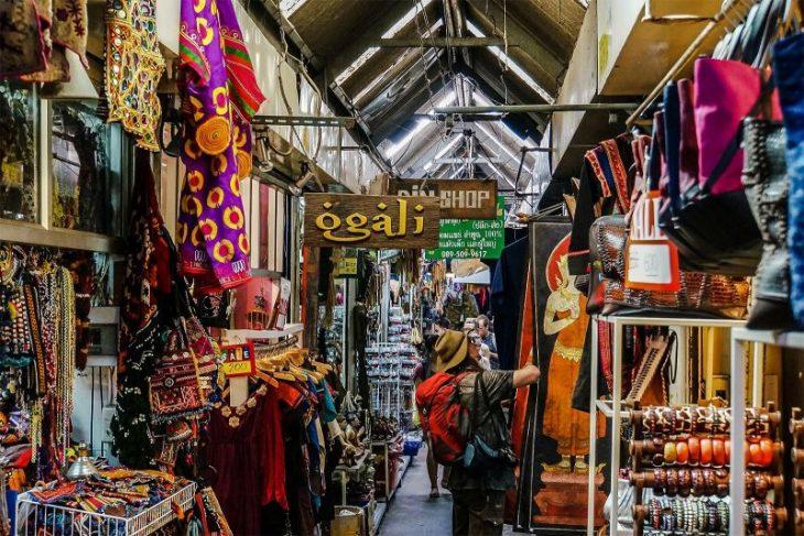 Рынок Чатучак