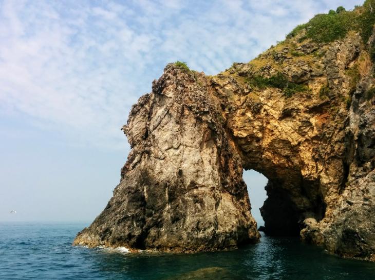 Остров Та Лу (игольное ушко)