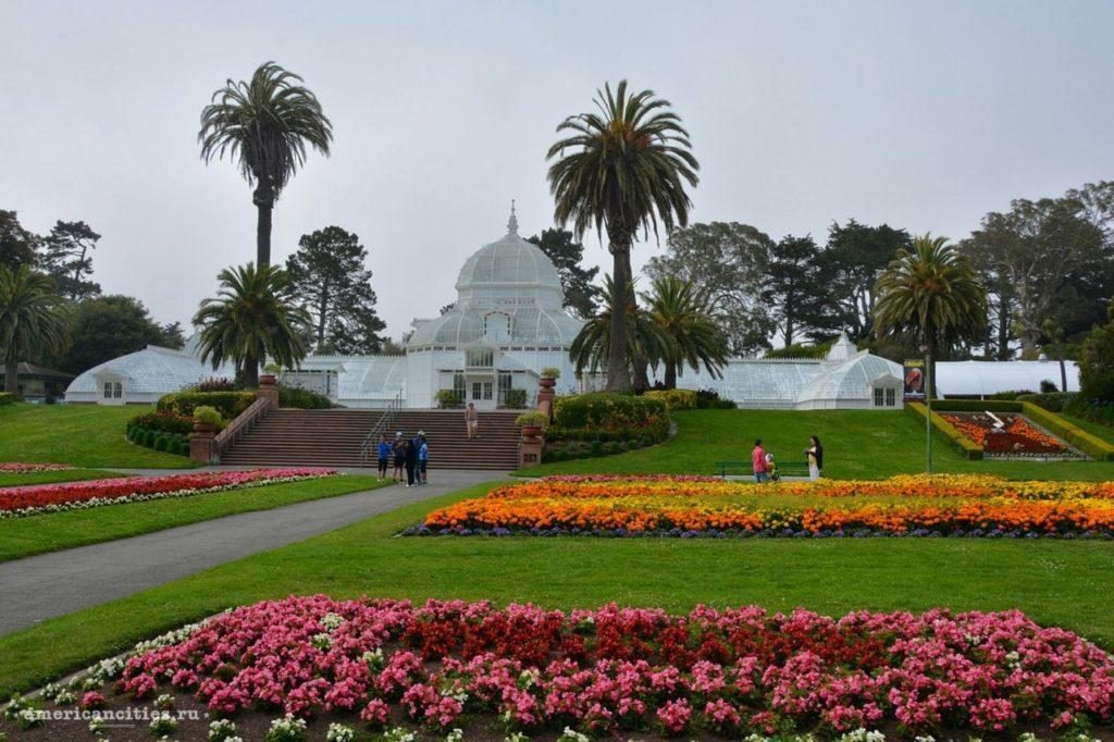 5 городов с самыми красивыми парками в мире