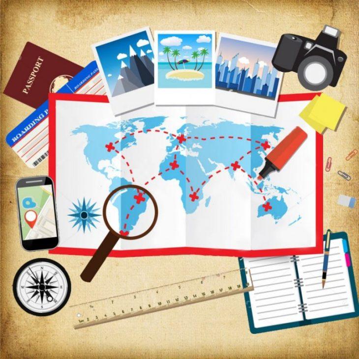 Как составить маршрут самостоятельной туристической поездки