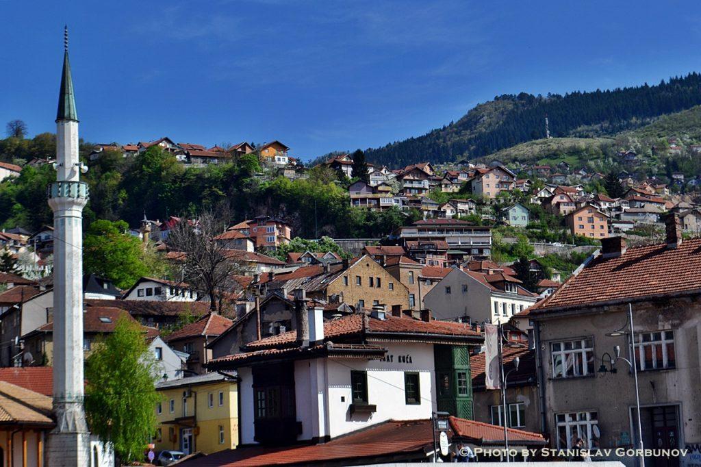 Почему Сараево - самая интересная столица Балканского полуострова