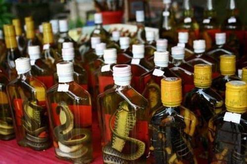 17 самых странных и необычных напитков Азии