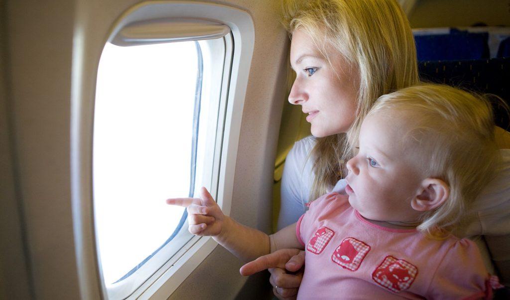 5 правил для легкого путешествия с маленькими детьми