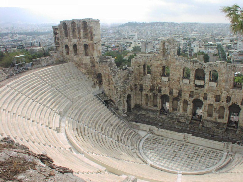 Что посмотреть туристам в Греции