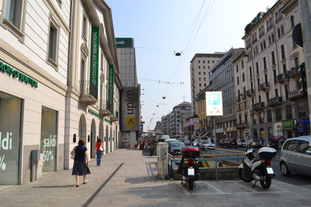Где в Милане туристы могут сделать дешевые покупки
