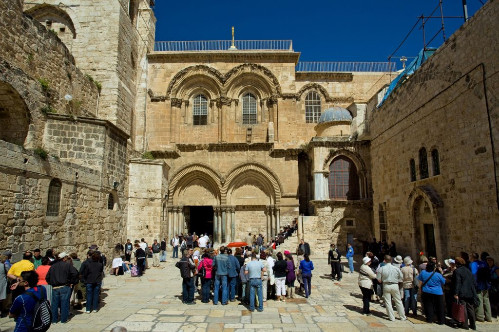Почему туристам нельзя не заглянуть в Старый город Иерусалима