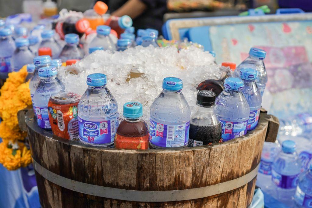 В каких странах Азии лучше не пить воду из под крана