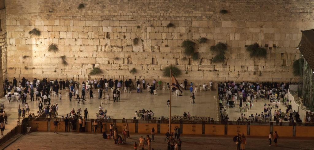 Как правильно загадывать желание у Стены плача в Иерусалиме