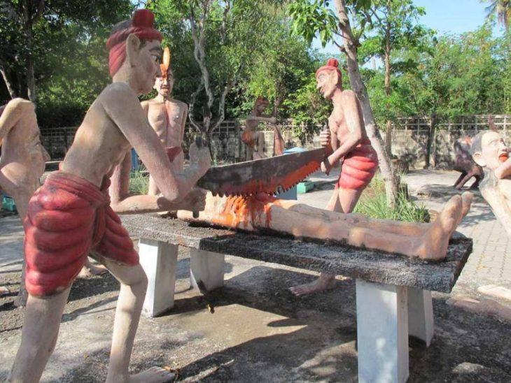 О каких достопримечательностях Таиланда не рассказывают гиды