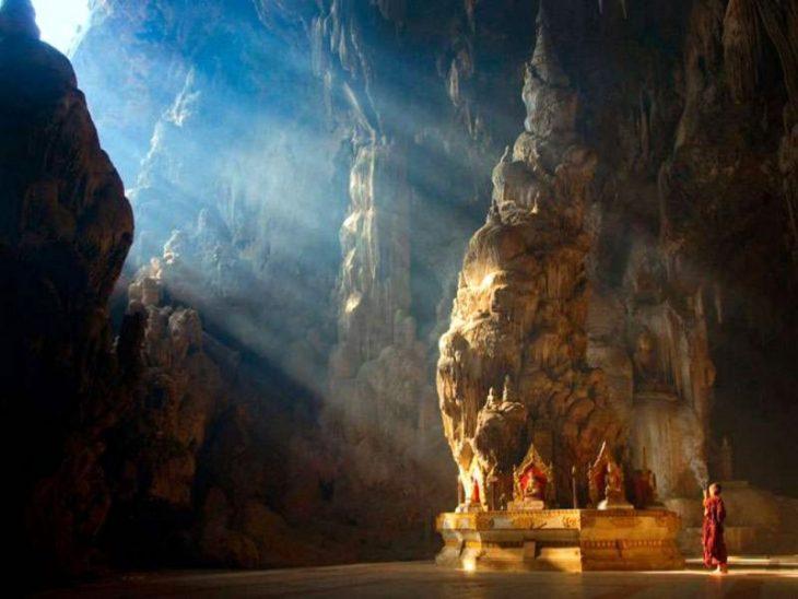 Топ-9 красивейших пещер в мире