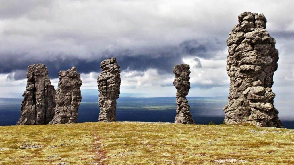 5 мест в России потрясающих туристов своею красотой