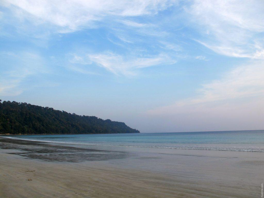 7 пляжей в Индии с чистейшим белым песком