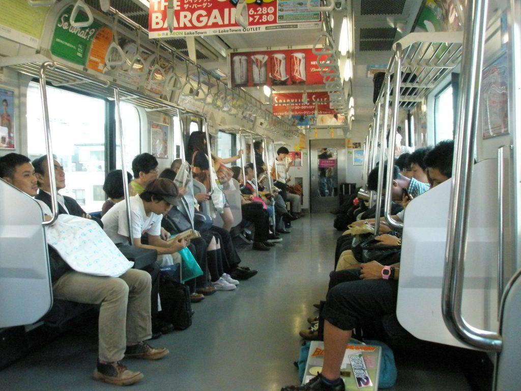 Чем огорчит туристов общественный транспорт в Японии