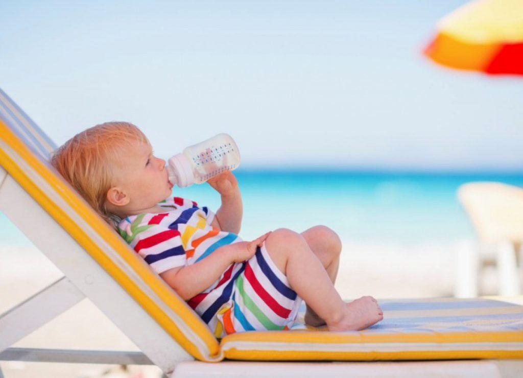 Как съездить в отпуск с малышом и не сойти с ума