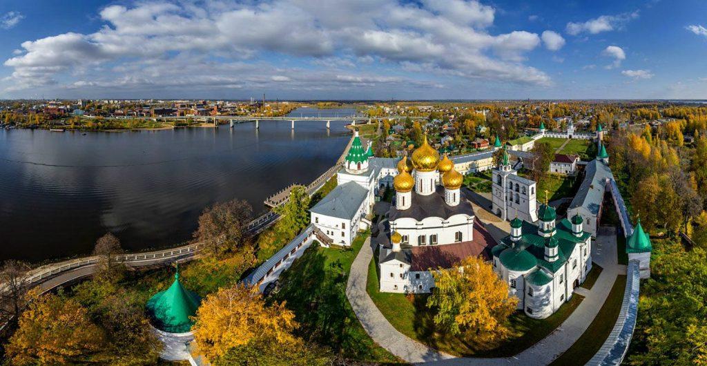 Круизный тур по Золотому кольцу: как приобщиться к истории России и хорошо отдохнуть
