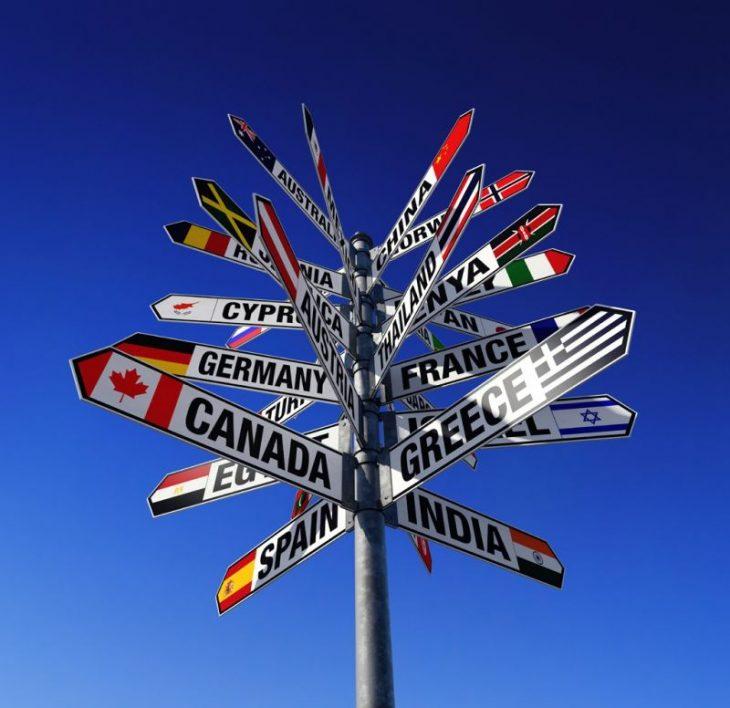 Как общаться в чужой стране если не знаешь языка