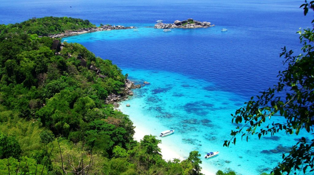 6 стран с самыми лучшими курортами для любителей дайвинга
