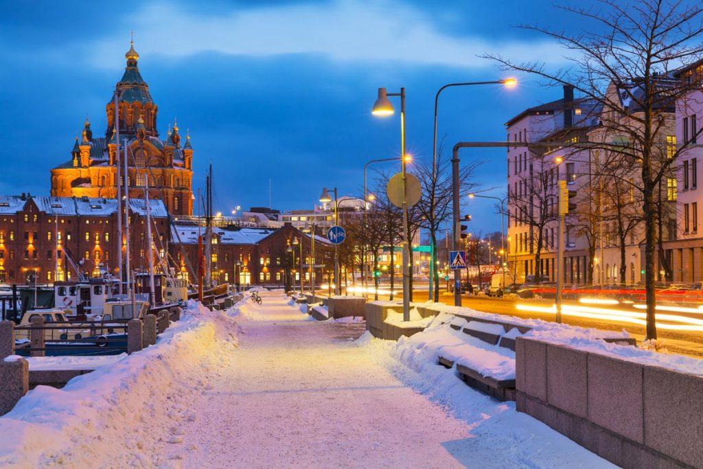 10 полезных советов в путешествии по Хельсинки