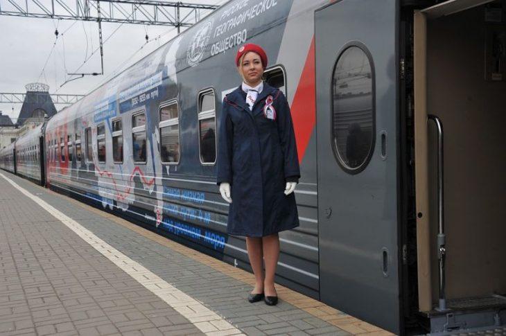 Как путешествовать поездом по России и не только
