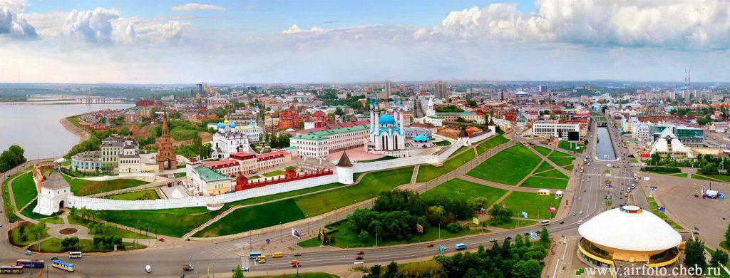 Чем Казань привлекает путешественников в любое время года