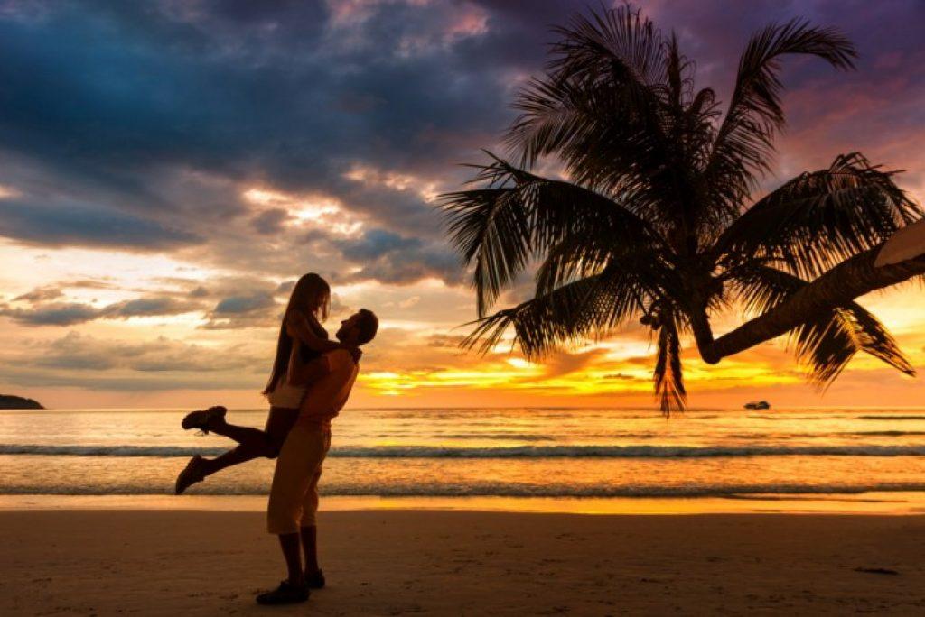 Куда поехать отдохнуть влюбленной паре