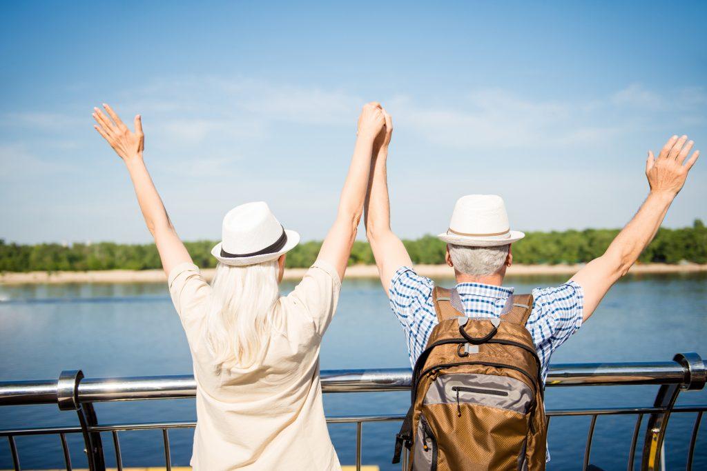 Почему никогда не поздно начинать путешествовать