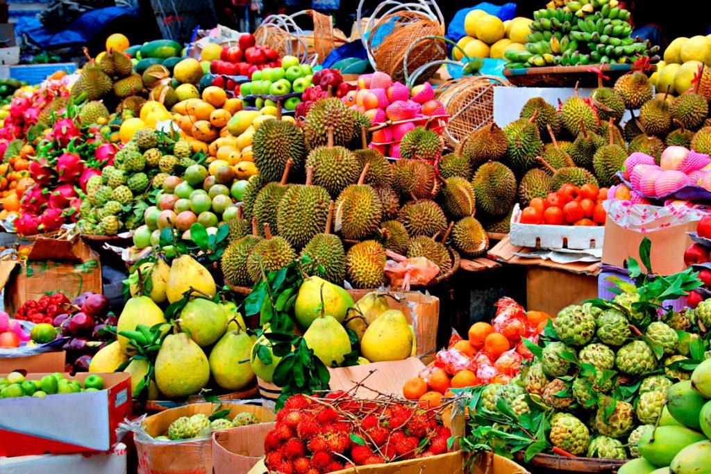 Как упаковать фрукты из Таиланда чтобы довезти их домой