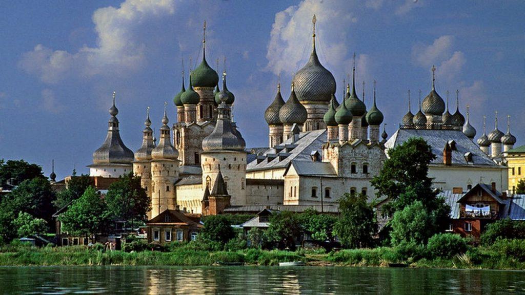 поездка по золотому кольцу россии регулярной
