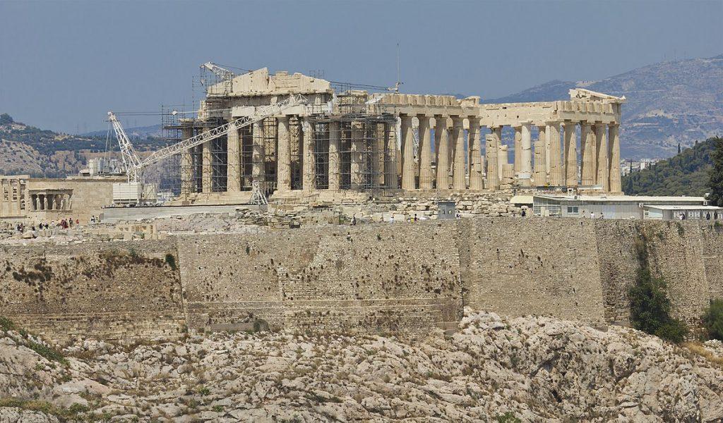 5 причин посетить Афины в турпоездке