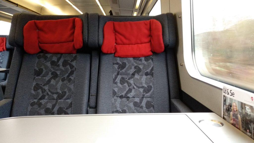 Как устроиться с комфортом в долгой поездке на поезде