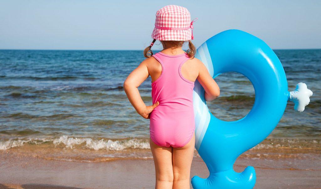 Чем занять ребенка в отпуске