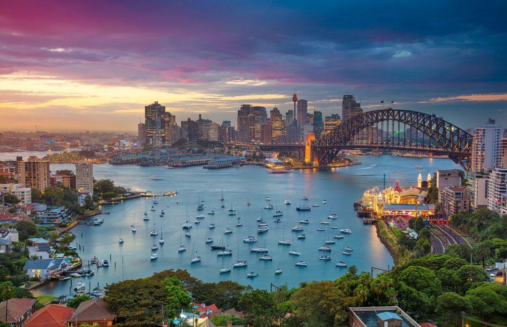 Как отдохнуть в Австралии и остаться в живых