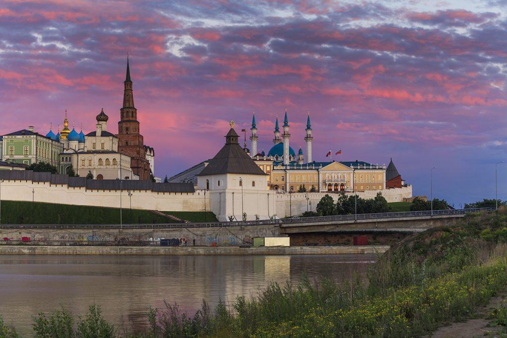5 причин по которым стоит отдохнуть в Казани этой весной