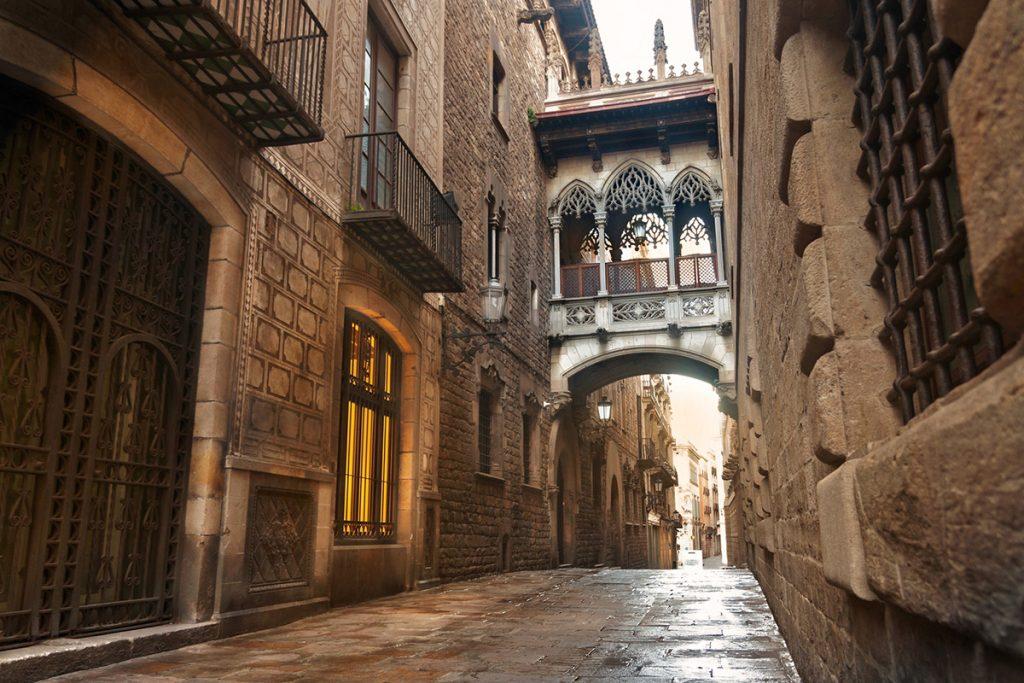 5 причин собраться и поехать в Барселону прямо сейчас