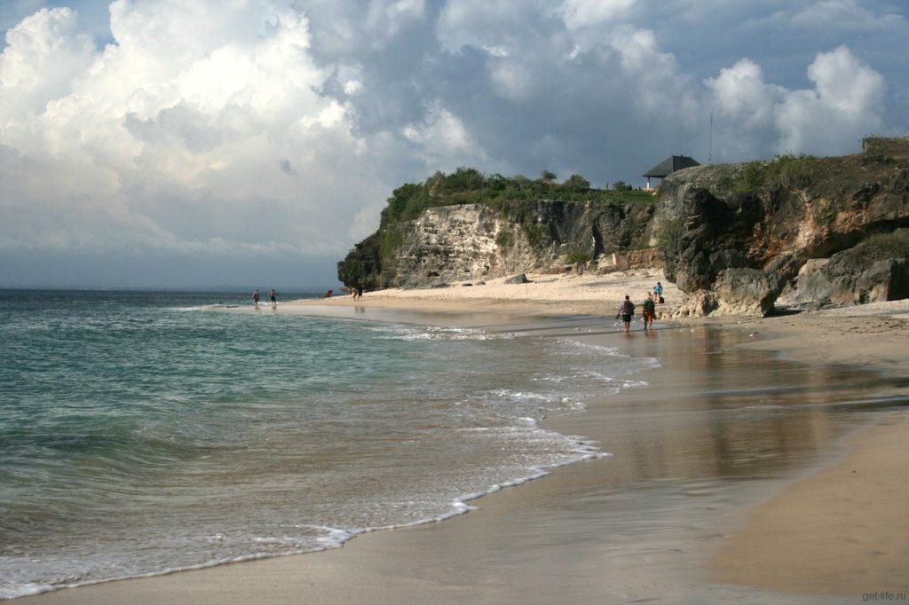 5 самых интересных пляжей на Бали