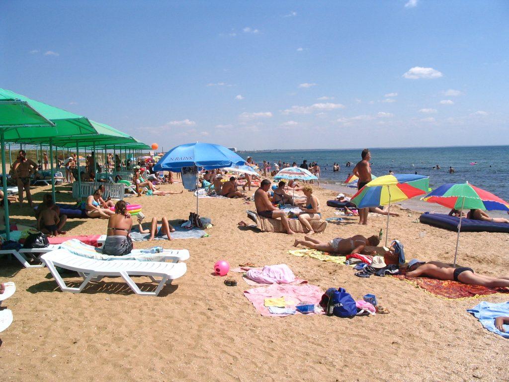 7 лучших песчанных пляжей России
