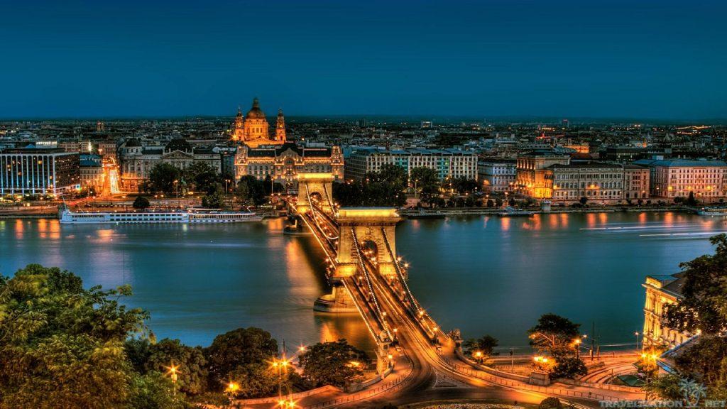 Путешествие в Будапешт - дешевая поездка в Европу