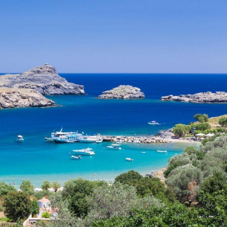 Почему Родос называют жемчужиной Средиземноморья