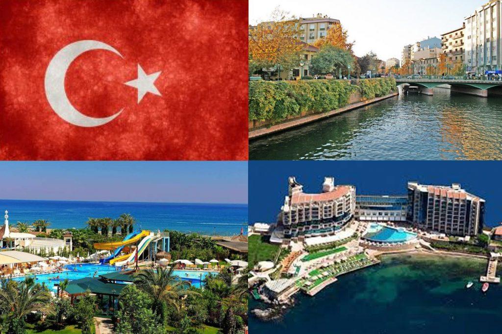 Чем туристам заняться в Турции в мае