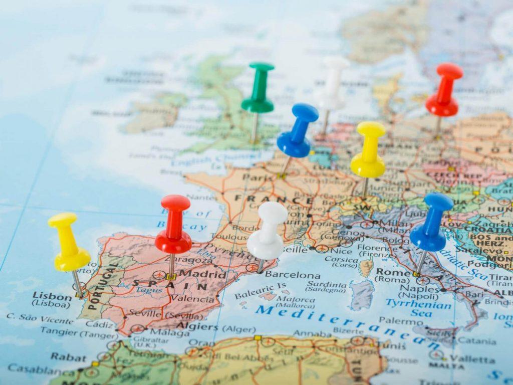 Первый раз в Европу: какое направление лучше выбрать