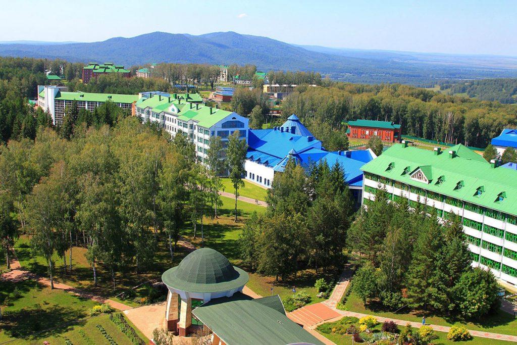 Где в РФ можно исправить собственное состояние здоровья - лучшие пансионаты
