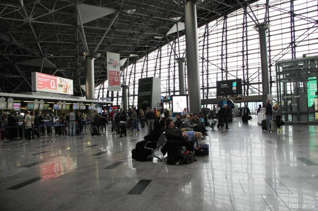 Что делать туристу при овербукинге на его рейс в аэропорту