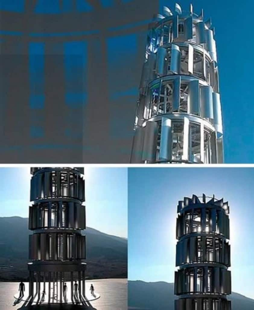 5 самых необычных смотровых башен