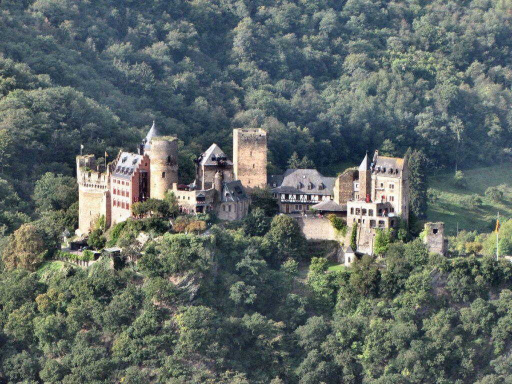 5 отелей-замков, которые сами по себе достопримечательность города