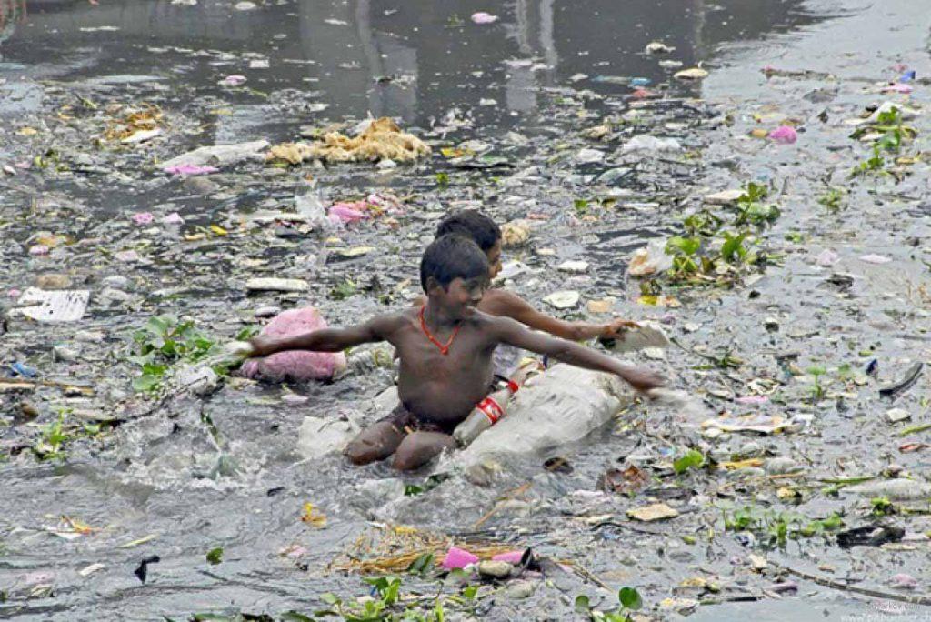 Почему в Индии не стоит совершать омовение в реке Ганг